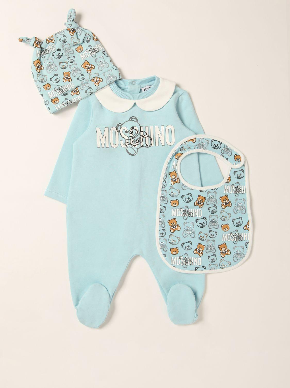 Pack Moschino Baby: Pack kids Moschino Baby sky 1