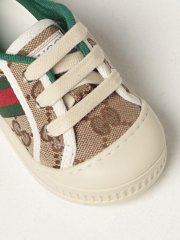 Scarpe Gucci: Sneakers Gucci Tennis 1977 bianco 4