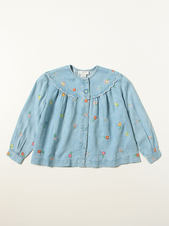 衬衫 Stella Mccartney: 衬衫 儿童 Stella Mccartney 彩色 1