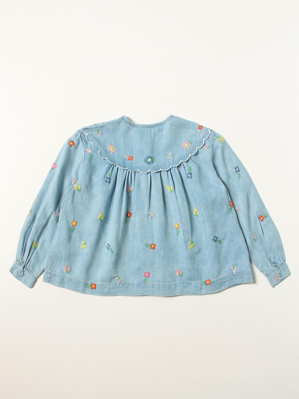 衬衫 Stella Mccartney: 衬衫 儿童 Stella Mccartney 彩色 2