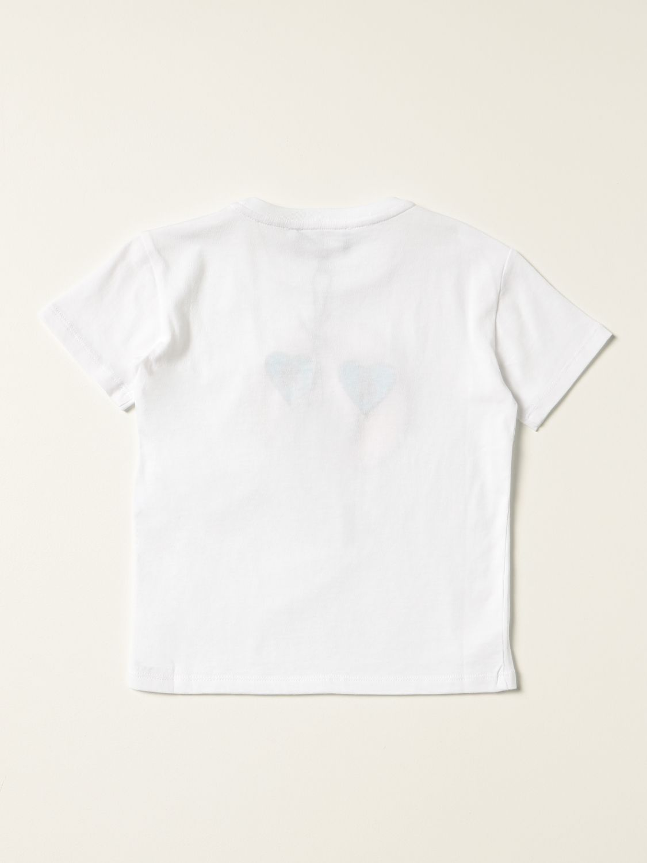 Camisetas Emporio Armani: Camisetas niños Emporio Armani azul oscuro 1 2