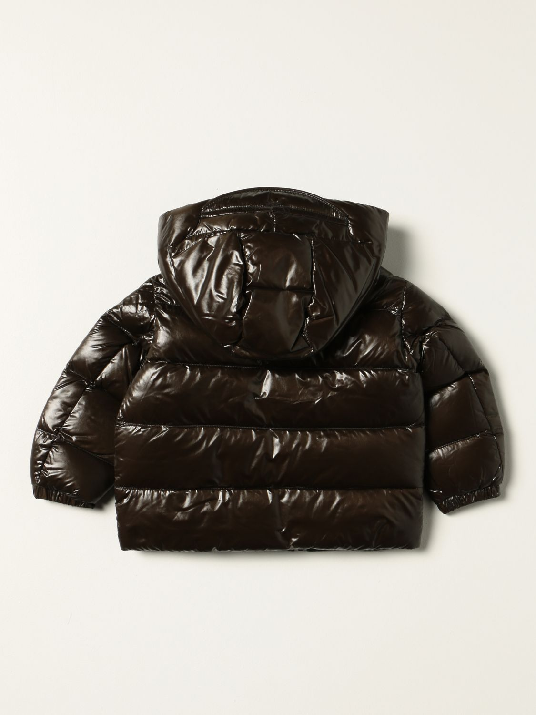 Jacket Emporio Armani: Emporio Armani down jacket in shiny nylon green 2