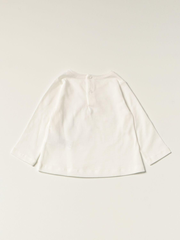 T-shirt Il Gufo: T-shirt kids Il Gufo white 2