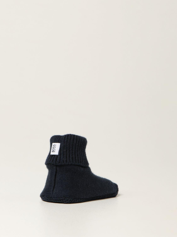 Pack Hugo Boss: Hugo Boss hat + socks set marine 4
