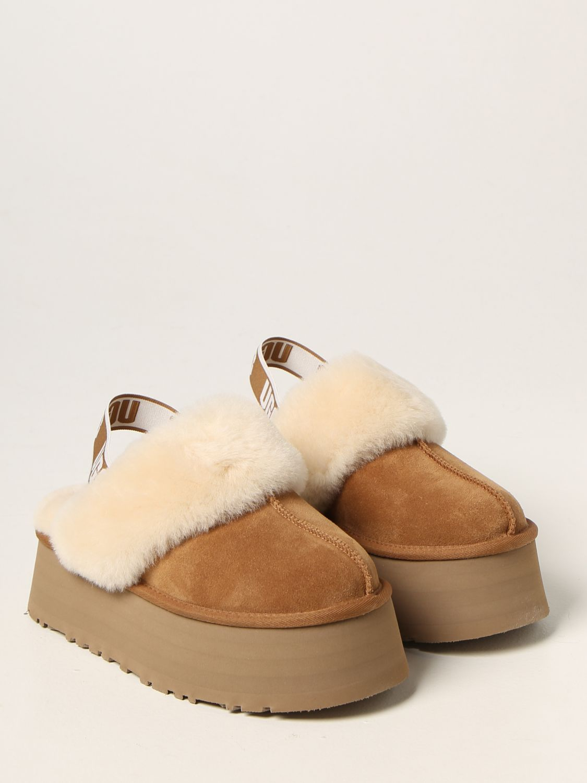 Chaussures basses Ugg Australia: Chaussures basses femme Ugg Australia cuir 2