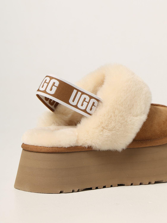 Chaussures basses Ugg Australia: Chaussures basses femme Ugg Australia cuir 3