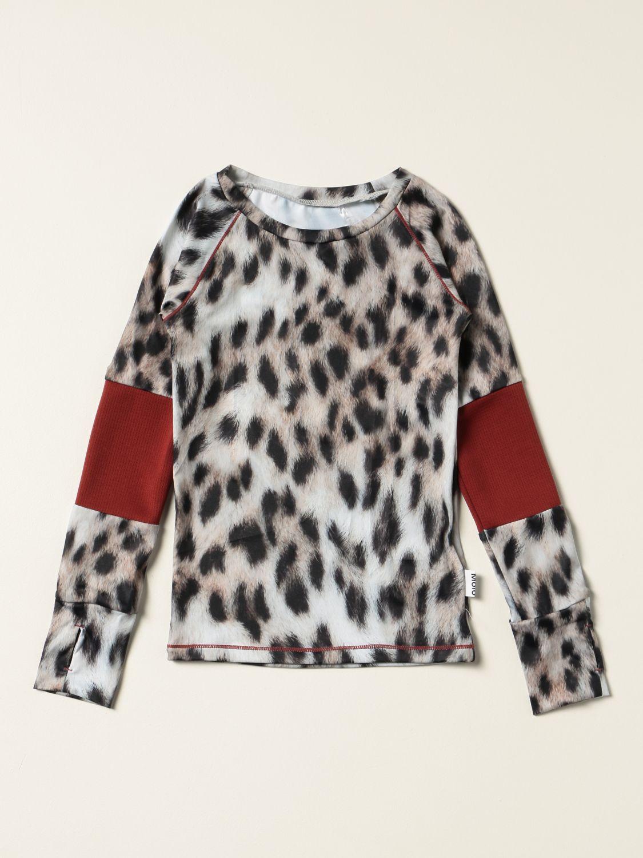 T-shirt Molo: T-shirt enfant Molo multicolore 1