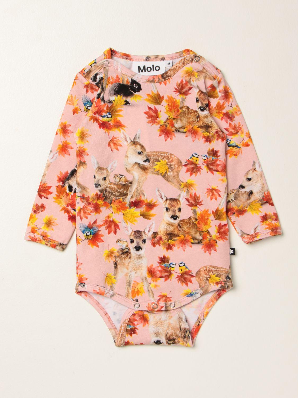 Боди Molo: Пижама Детское Molo многоцветный 1