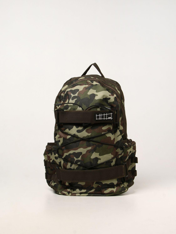 Duffel Bag Molo: Molo rucksack with camouflage print green 1