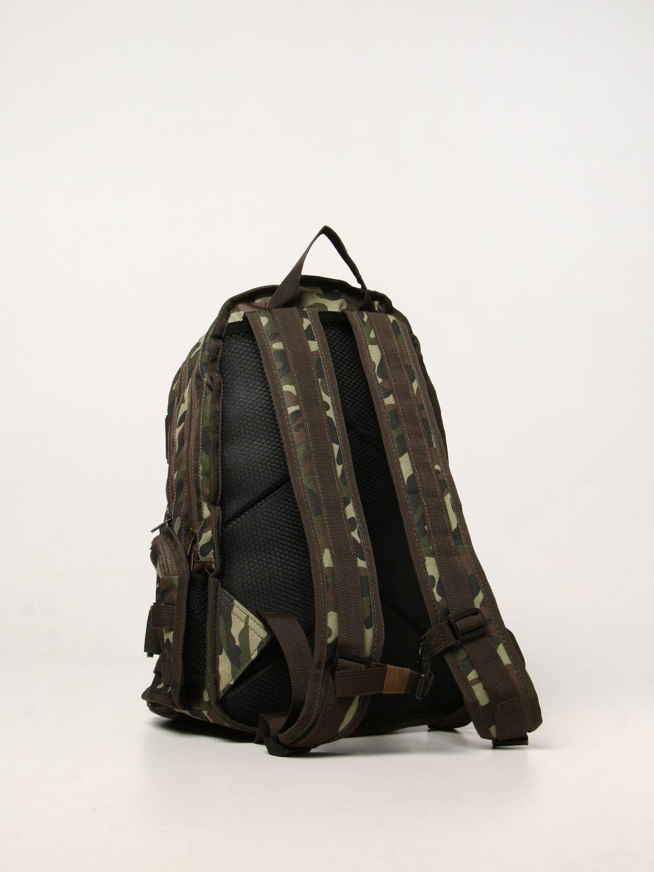 Duffel Bag Molo: Molo rucksack with camouflage print green 2