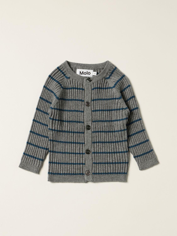 毛衣 Molo: 毛衣 儿童 Molo 彩色 1