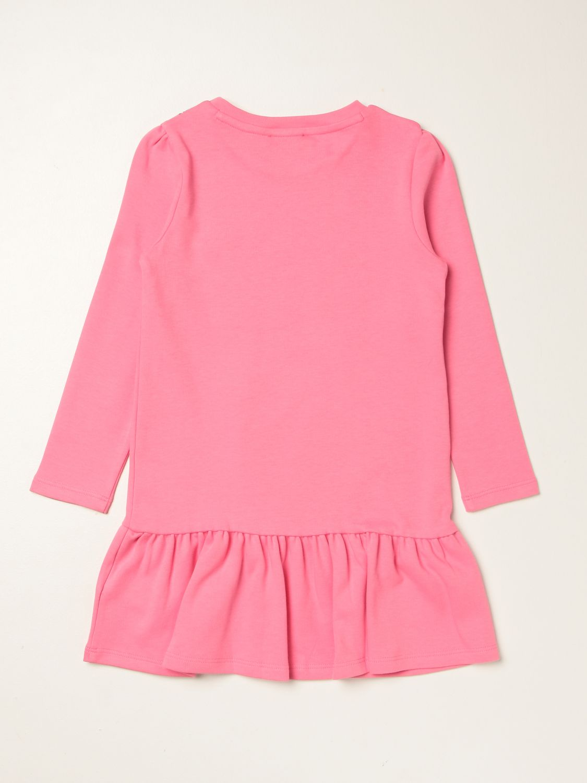 连衣裙 Little Marc Jacobs: 连衣裙 儿童 Little Marc Jacobs 紫红色 2