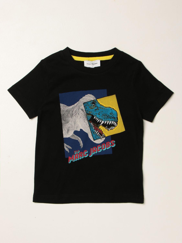 T-shirt Little Marc Jacobs: T-shirt kids Little Marc Jacobs black 1