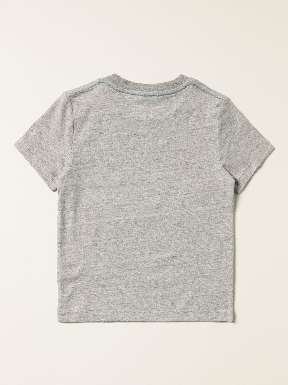 T-shirt Little Marc Jacobs: T-shirt enfant Little Marc Jacobs gris 2