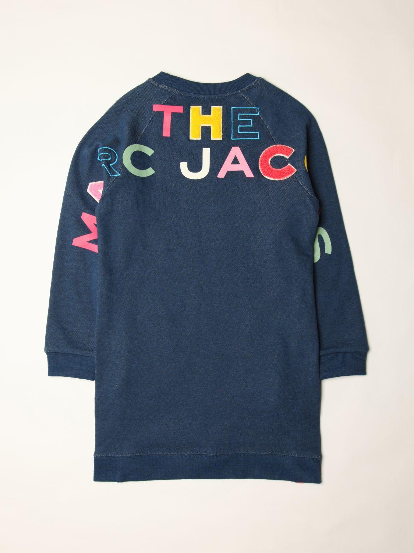 连衣裙 Little Marc Jacobs: 连衣裙 儿童 Little Marc Jacobs 蓝色 1 2