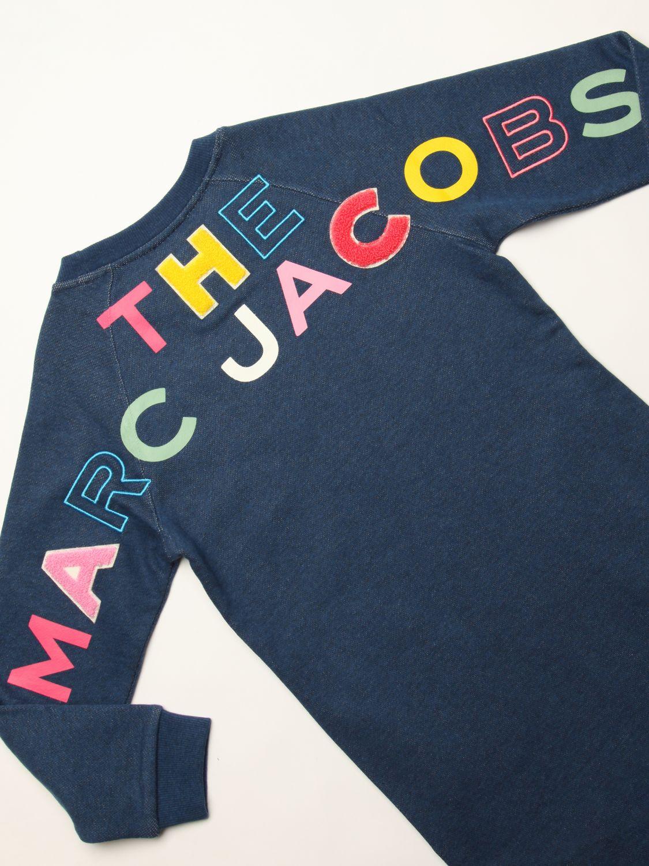 连衣裙 Little Marc Jacobs: 连衣裙 儿童 Little Marc Jacobs 蓝色 1 3