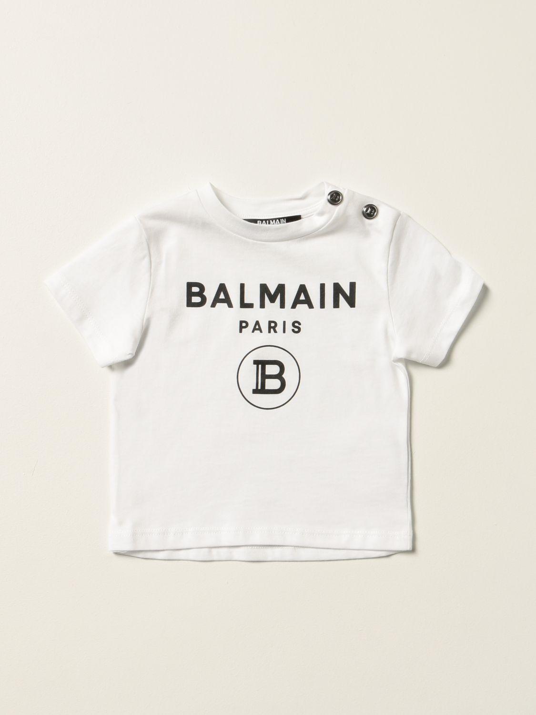 T-shirt Balmain: T-shirt kids Balmain white 1