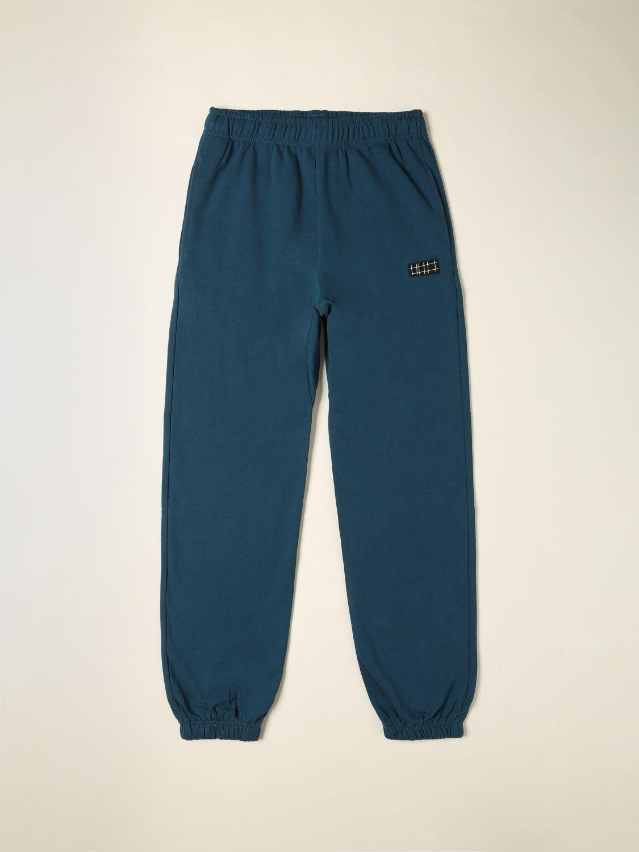 Pants Molo: Pants kids Molo blue 1