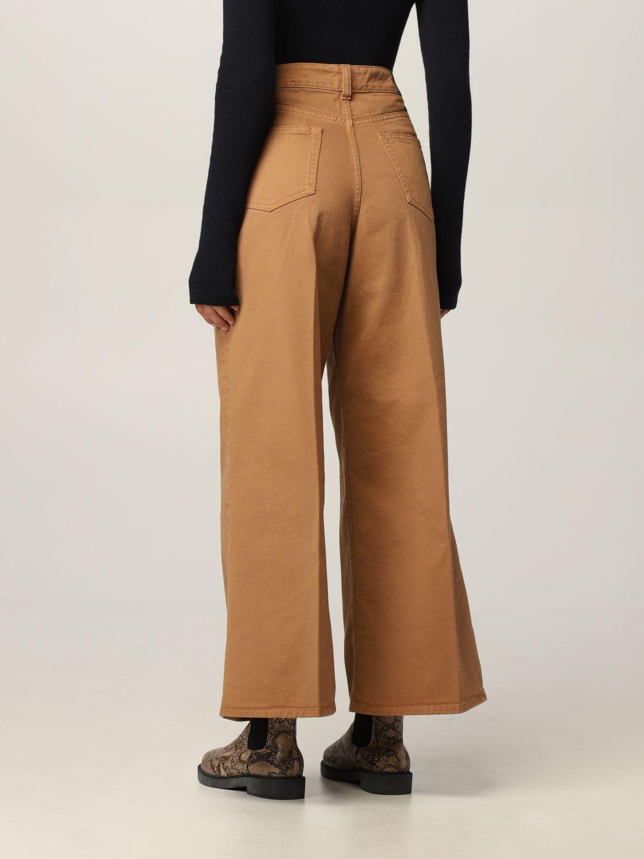 Jeans Victoria Victoria Beckham: Jeans damen Victoria Victoria Beckham braun 2