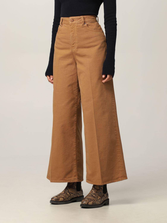Jeans Victoria Victoria Beckham: Jeans damen Victoria Victoria Beckham braun 3