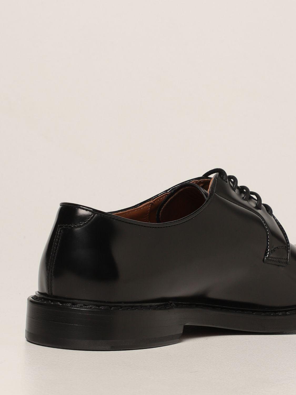 Zapatos de cordones Doucal's: Zapatos hombre Doucal's negro 3