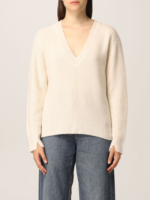 Sweater Rag & Bone: Sweater women Rag & Bone ivory 1