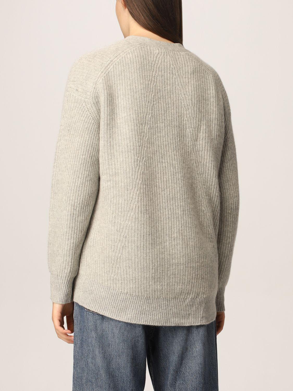Cardigan Rag & Bone: Sweater women Rag & Bone grey 2