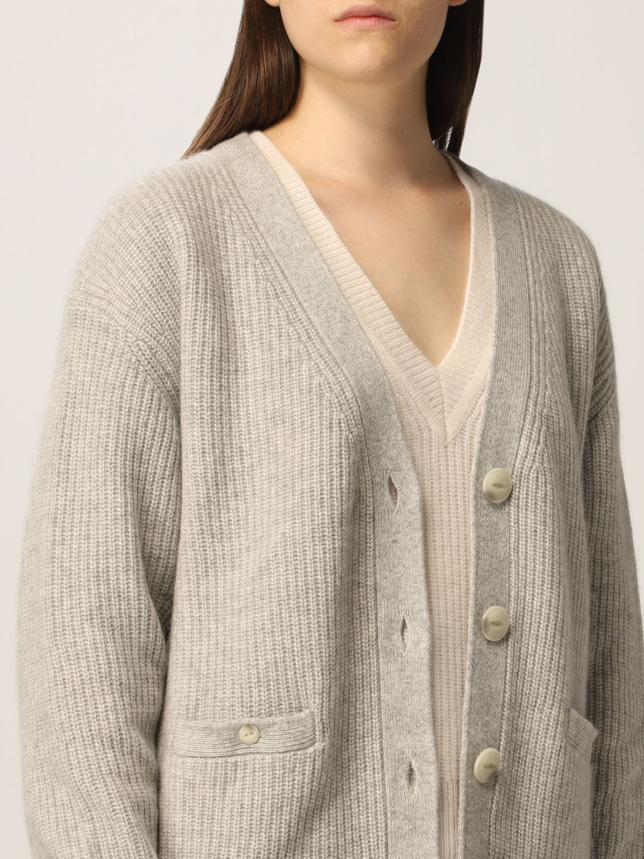 Cardigan Rag & Bone: Sweater women Rag & Bone grey 3
