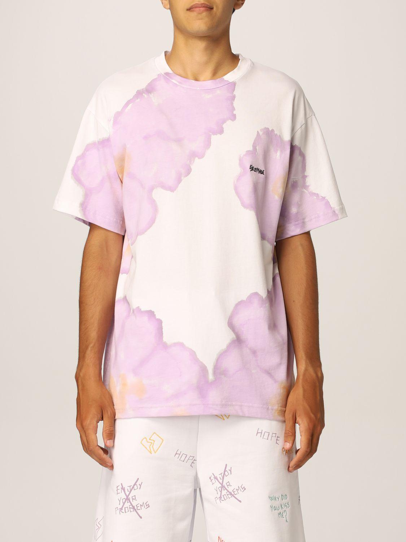 T恤 Self Made: T恤 男士 Self Made 彩色 1