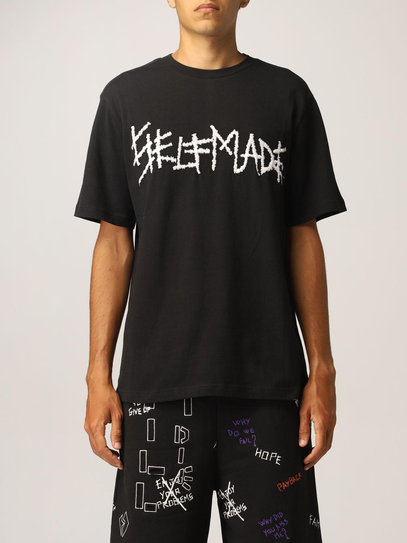 T-shirt Self Made: T-shirt uomo Self Made nero 1