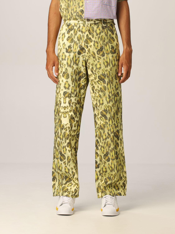 Pantalone Self Made: Pantalone uomo Self Made fantasia 1