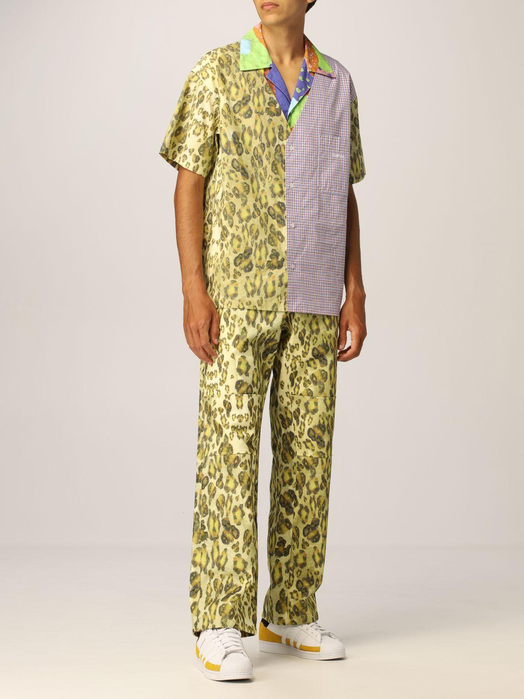 Pantalone Self Made: Pantalone uomo Self Made fantasia 2