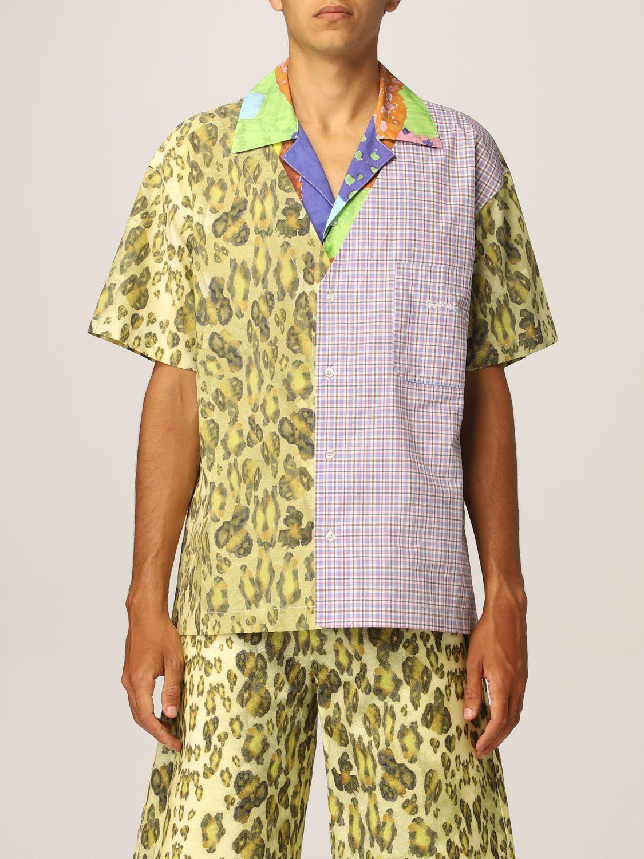 Camisa Self Made: Camisa hombre Self Made fantasía 1