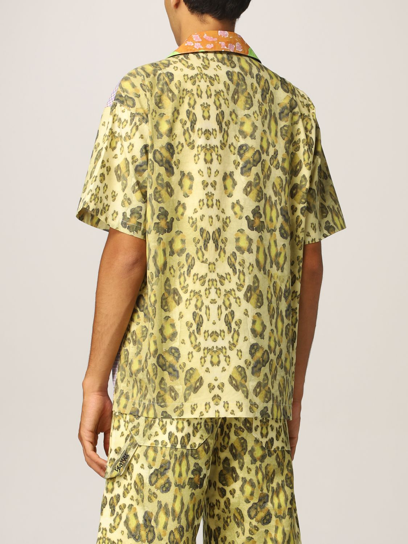 Camisa Self Made: Camisa hombre Self Made fantasía 3
