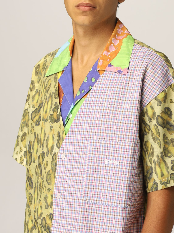 Camisa Self Made: Camisa hombre Self Made fantasía 4