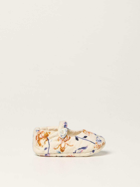 Обувь Bonpoint: Обувь Детское Bonpoint экрю 1
