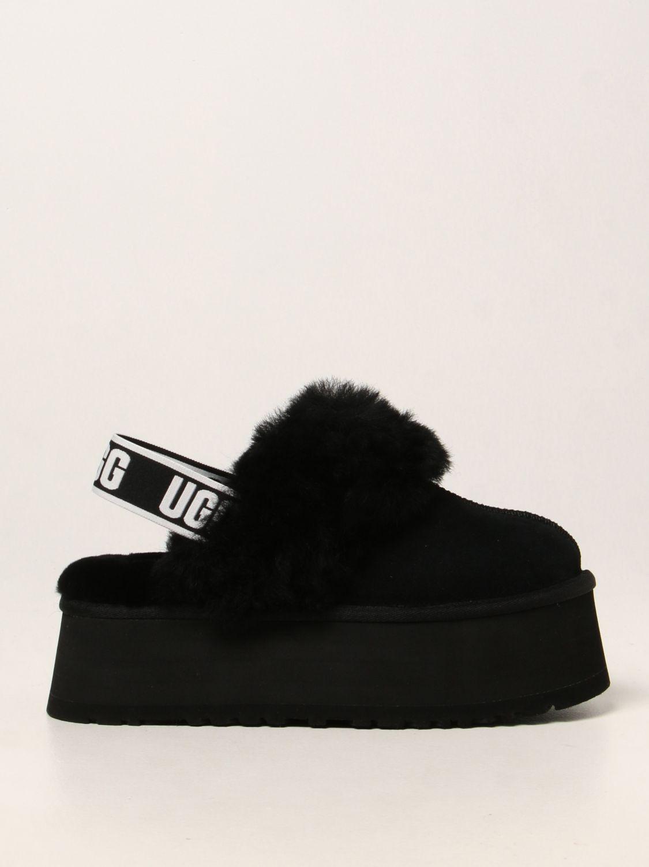 Chaussures Ugg Australia: Chaussures femme Ugg Australia noir 1