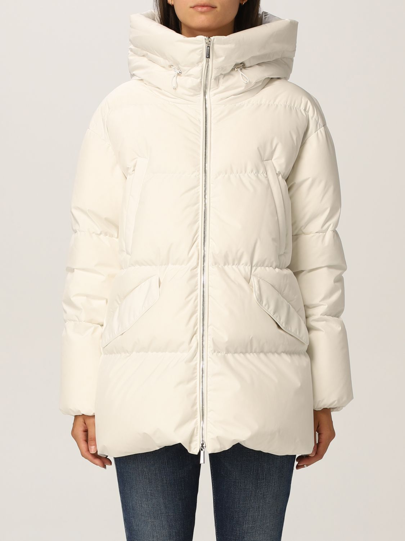 Jacket Moorer: Jacket women Moorer white 1