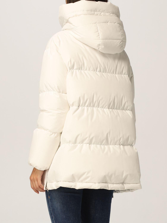 Jacket Moorer: Jacket women Moorer white 2