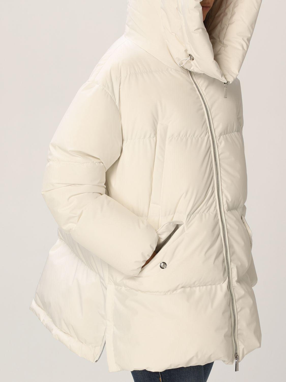 Jacket Moorer: Jacket women Moorer white 4