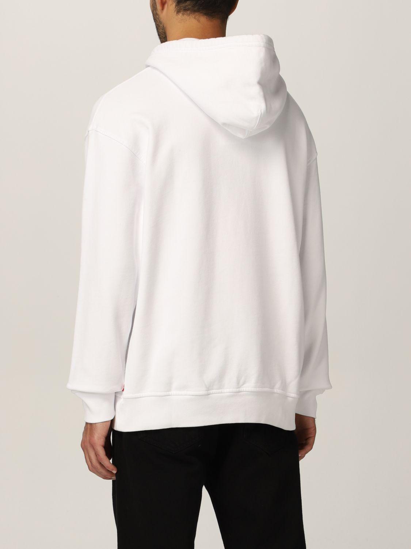 Sweatshirt Levi's: Sweatshirt herren Levi's weiß 2