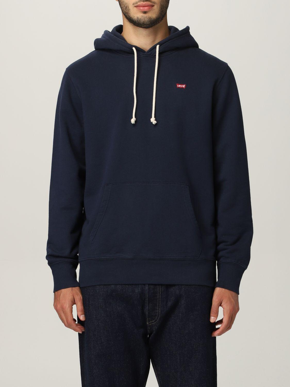 Sweatshirt Levi's: Sweatshirt herren Levi's blau 1