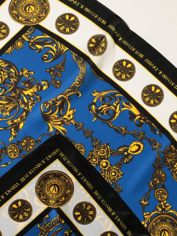 Платок Versace Jeans Couture: Платок Женское Versace Jeans Couture голубой 3