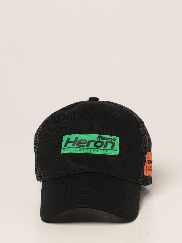 Gorro Heron Preston: Gorro hombre Heron Preston verde 2