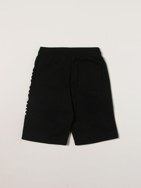 Шорты Givenchy: Шорты Детское Givenchy черный 2