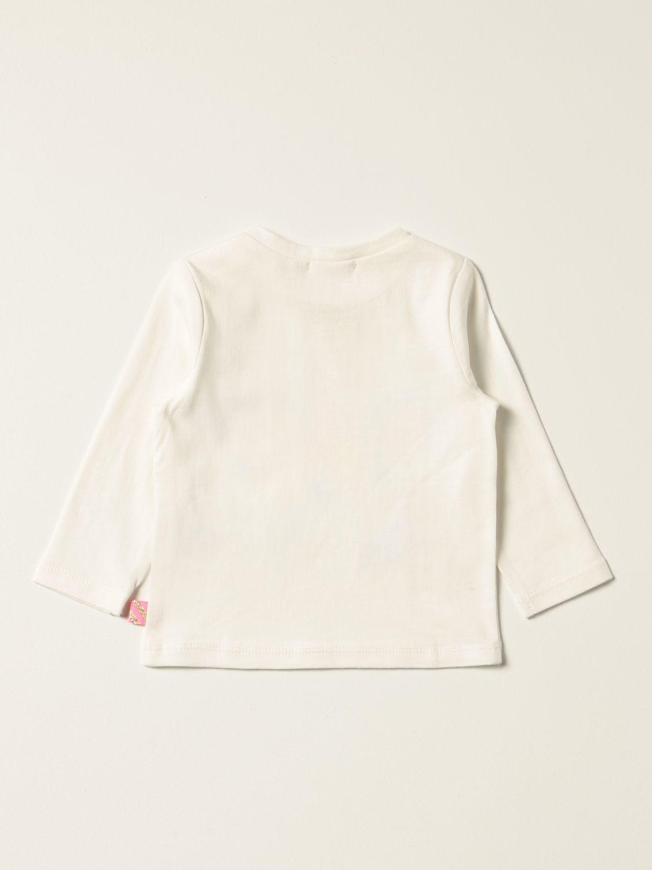 T-shirt Billieblush: Billieblush cotton t-shirt with print ivory 2