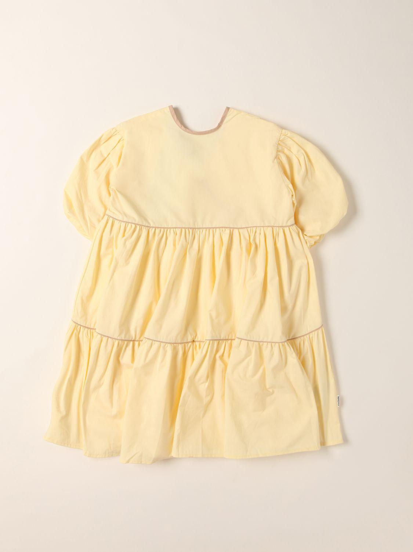 Dress Molo: Dress kids Molo ocher 2