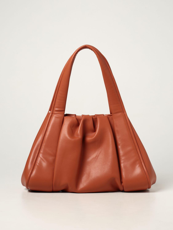 Shoulder bag Themoirè: Shoulder bag women ThemoirÈ red 1