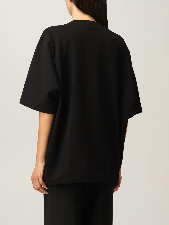 T-shirt Prada: T-shirt donna Prada nero 3
