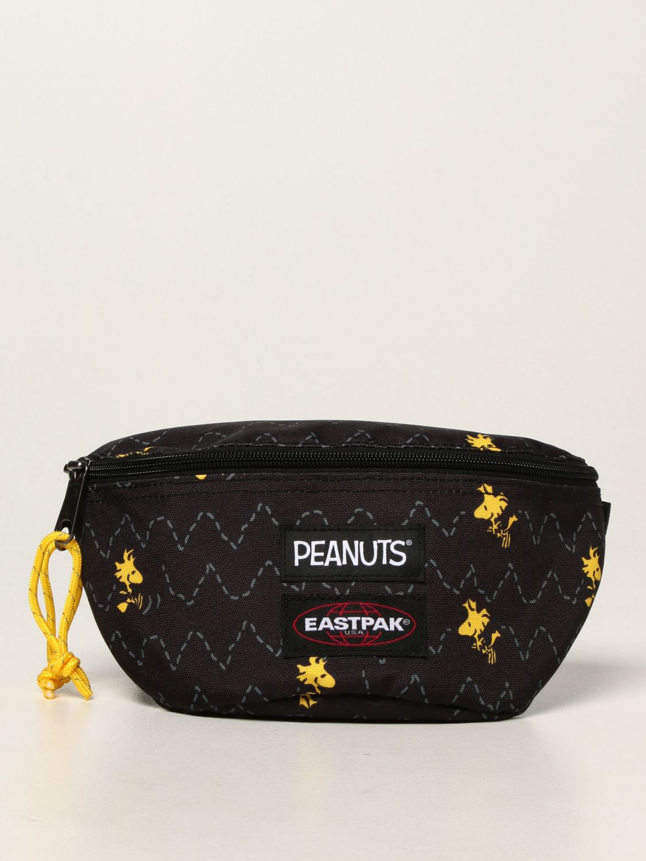 Marsupio Eastpak: Marsupio Springer Peanuts Woodstock x Eastpak nero 1